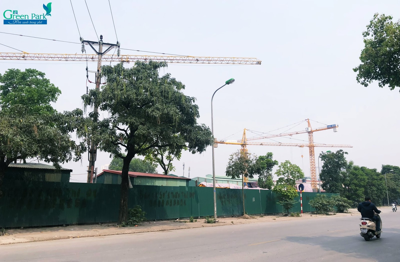 Hình ảnh xung quanh của dự án số 1 Trần Thủ Độ