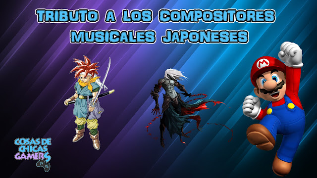 Tributo a los compositores musicales japoneses