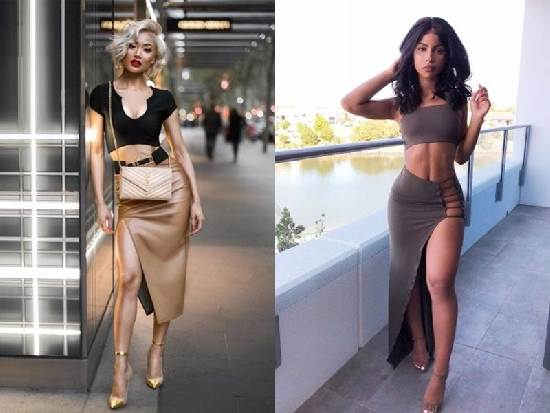 32 sexy Club Outfits um abends auszugehen