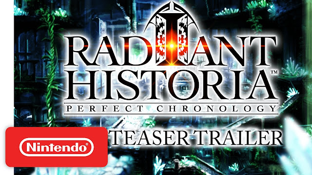 Radiant Historia Perfect Chronology Nintendo 3DS