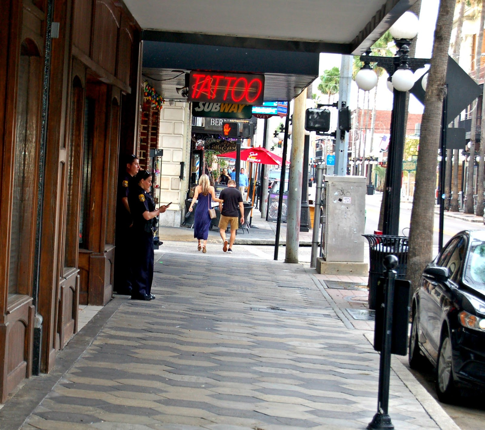 The ybor city stogie gio rice of bay city tattoos in ybor for Tattoo shops in ybor