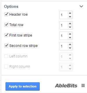 Add On In Google Spreadsheet