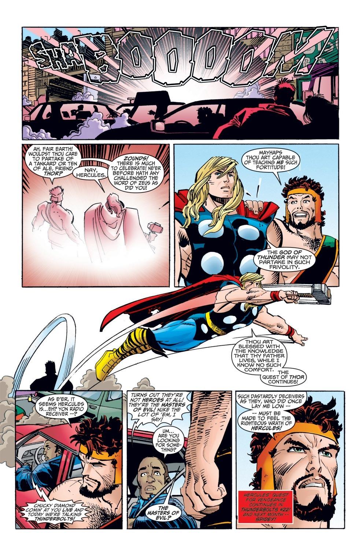 Thor (1998) Issue #7 #8 - English 21