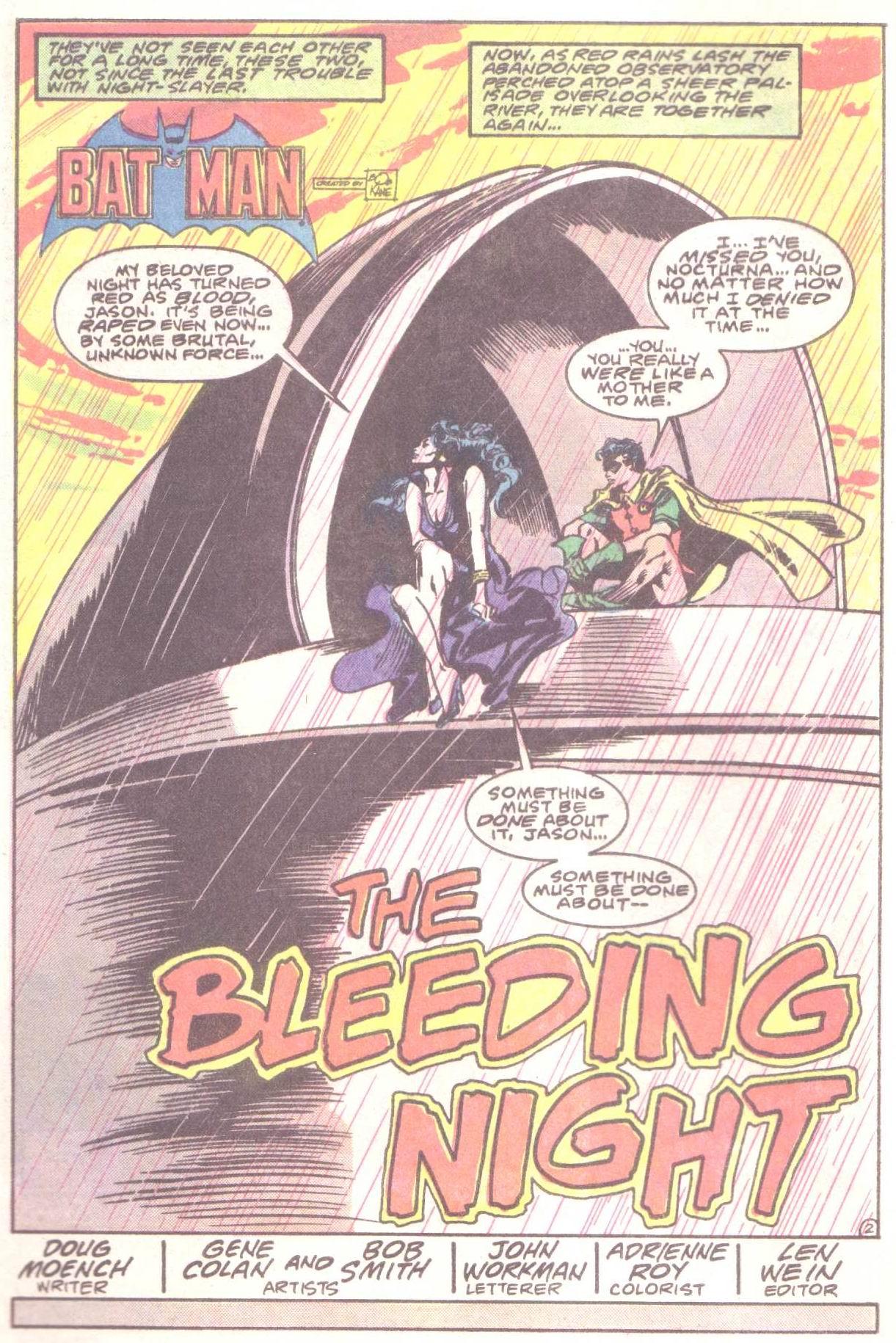 Detective Comics (1937) 556 Page 3