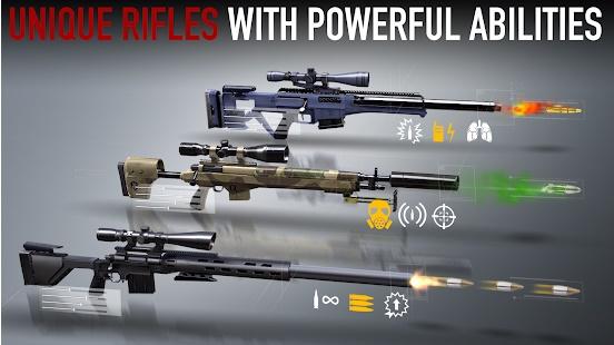 Hitman Sniper v1.7.108048 MOD APK+DATA Full (Unlimited Money)