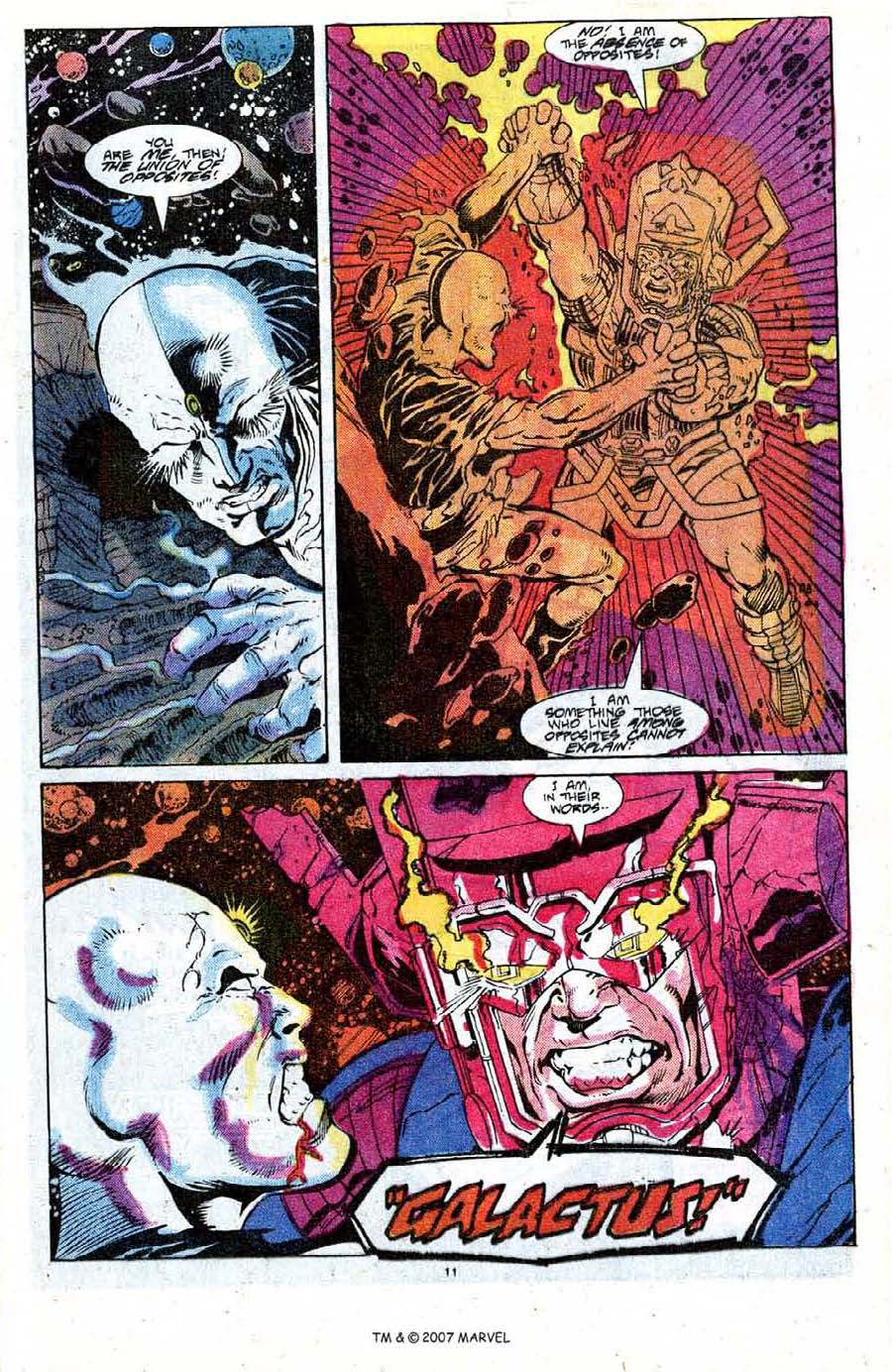 Read online Silver Surfer (1987) comic -  Issue #18 - 13