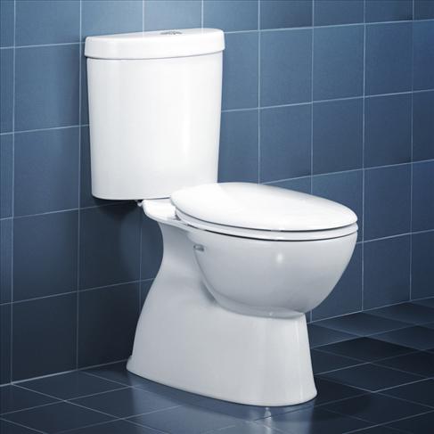 Modecor Toilet Suites Caroma Profile 4 Deluxe Close