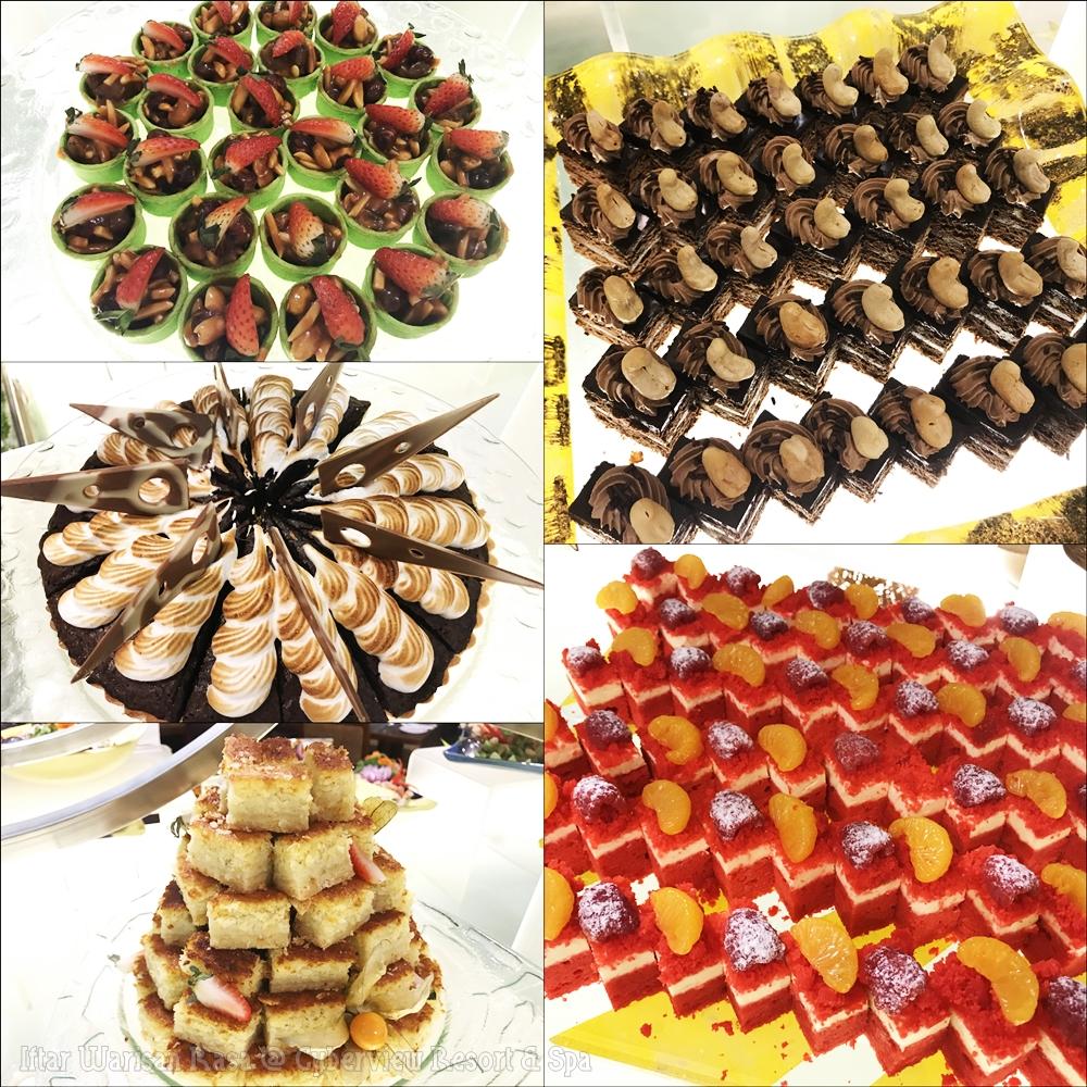 Buffet Ramadhan di Cyberjaya, Buffet Ramadhan Murah, Buka Puasa di Cyberjaya, Cyberview Resort & Spa, Harga Buffet Ramadhan, Rawlins Eats, Rawlins GLAM, Verandah Restaurant, Buffet Ramadhan 2019,