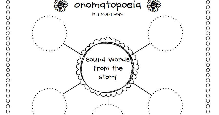 First Grade Blue Skies: Sound Word Freebie!