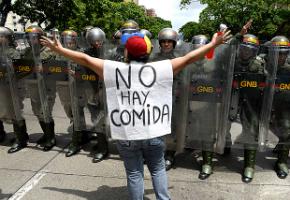 EUA exigem 'ações' na Venezuela perante 'trágica situação' no país