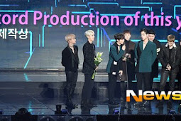 iKON wins Best Record Production of the Year (Including Staff) on 8th Gaon Chart Music Awards