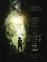Z. La ciudad perdida (2017) subtitulada