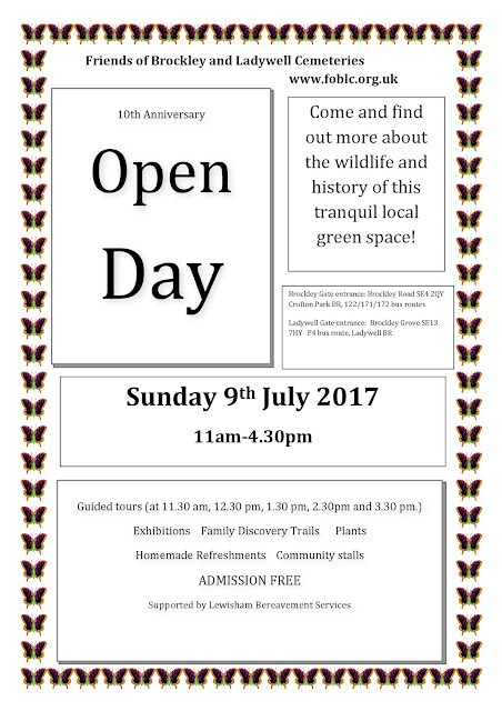 FOBLC 10th Open Day 9th July 2017