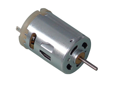 Difference between AC motor and DC motor