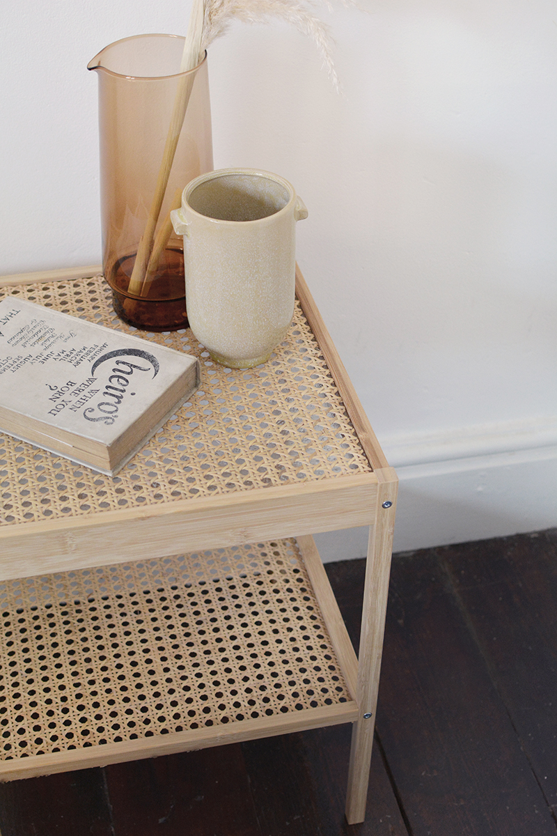 IKEA Cane Hack side table