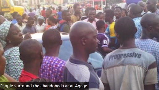 kidnappers fake soldiers uniforms agege lago