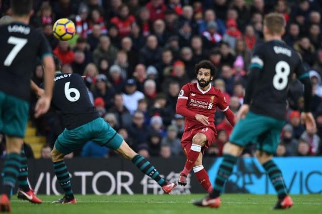 Gol Mohammed Salah Ingatkan Carragher kepada Messi