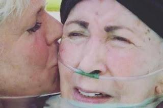 Mãe de Xuxa, Dona Alda Meneghel, morre aos 81 anos
