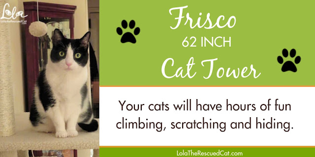 Frisco Cat Tower|Chewy.com