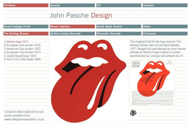 Diseño original de John Pasche