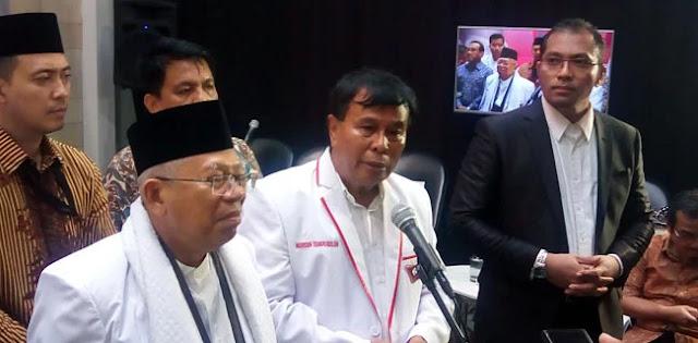 Ini Pertimbangan Barisan Nusantara Dukung Jokowi-Ma'ruf