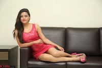Shipra Gaur in Pink Short Micro Mini Tight Dress ~  Exclusive 025.JPG