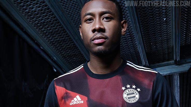 Bayern Munich 20-21 Third Kit Released - Footy Headlines