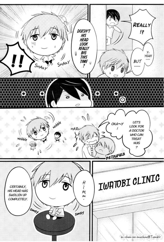 Free! Dj - Shiawase! Tachibana Family - Chapter 2