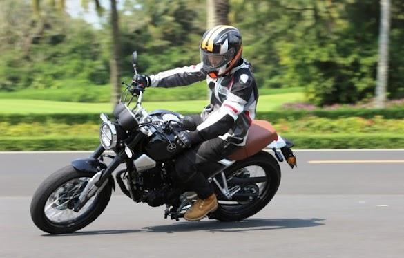 Spesifikasi Singkat CB190SS, Calon Kuat Penantang Kawasaki W175 dari Honda