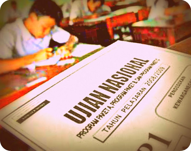 2930 Siswa SMP di Biak Numfor Ikut USBN