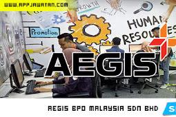 Jawatan Kosong di Aegis BPO Malaysia Sdn Bhd di Seluruh Malaysia