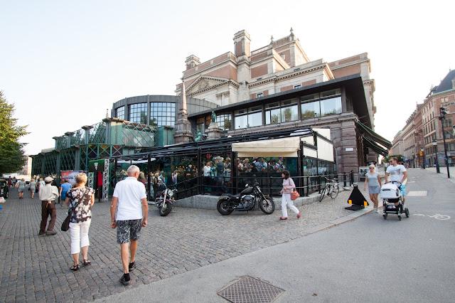 Kungstradgarden-Stoccolma