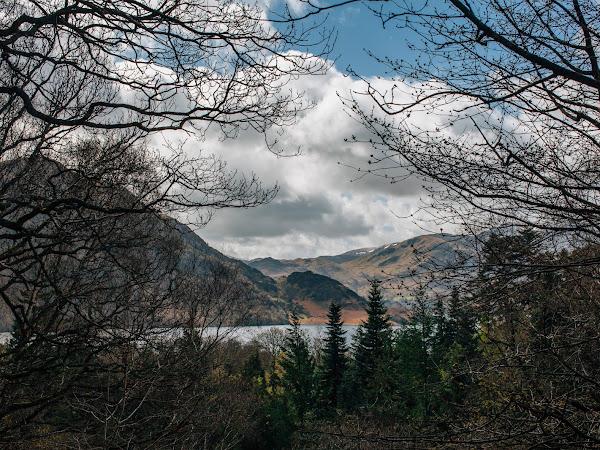 Lake District 3 | Waterfalls and Winding Roads