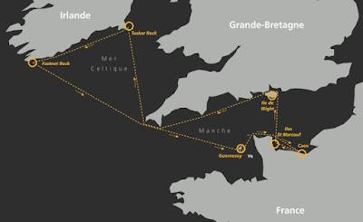 La Normandy Channel Race revient en 2019