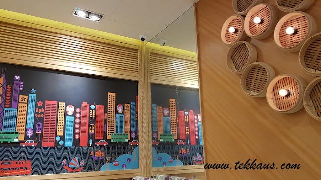 Interior Decorations Hong Kong Sheng Kee Dessert In Midvalley