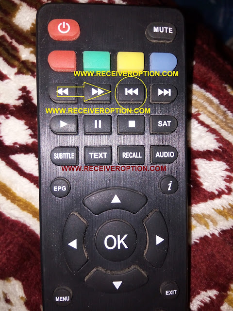 SUPER GOLDEN++ HD RECEIVER BISS KEY OPTION