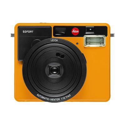 Leica Sofort, Kamera Pocket Dengan Konsep Polaroid Harga Selangit