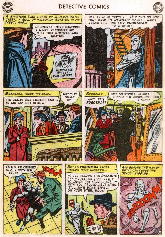 Detective Comics (1937) 183 Page 26