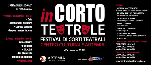 InCorto Teatrale IV ed.