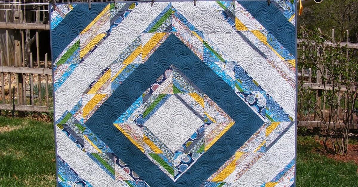 TIA CURTIS QUILTS: Secret Garden Quilt Pattern