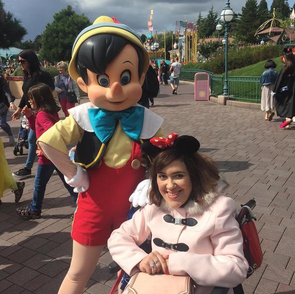 Disneyland Paris anniversaire