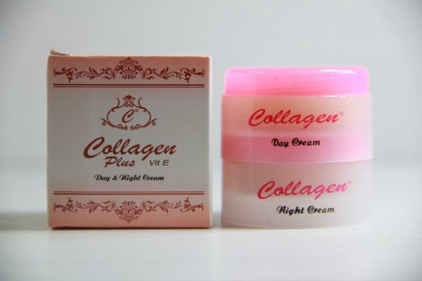 Cream Collagen Plus Vit E