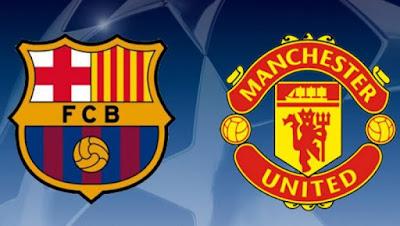 مشاهدة مباراة برشلونة ومان يونايتد