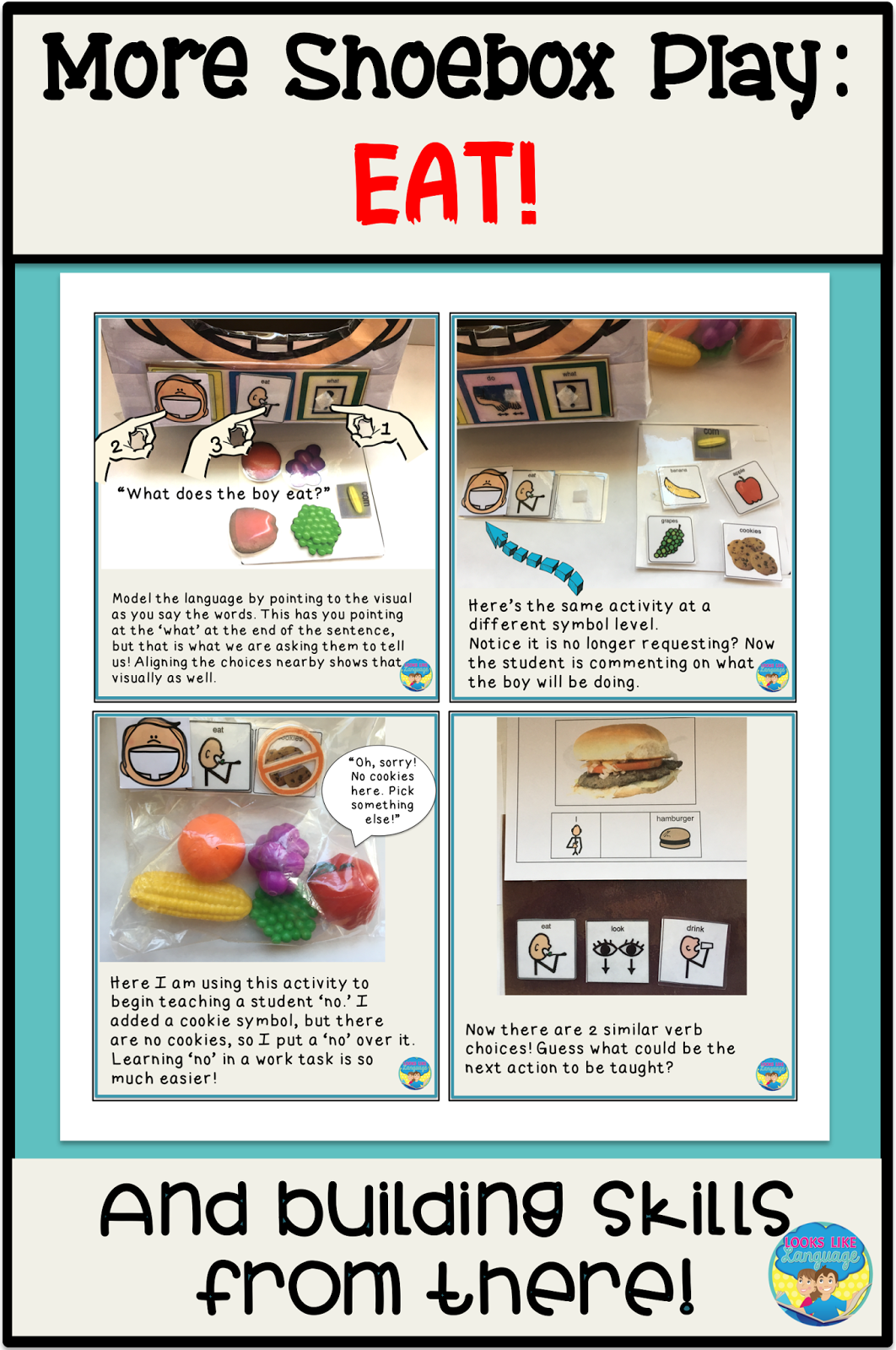 More shoebox play tips eat a visual blog post cant find more ideas for shoebox play eat and how to develop skills from there biocorpaavc