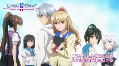 Download Strike The Blood S2 Subtitle Indonesia