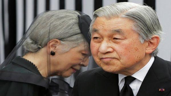Emperador japonés Akihito renunciará al trono en 2019