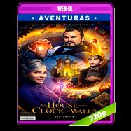 La casa con un reloj en sus paredes (2018) WEB-DL 720p Audio Dual Latino-Ingles