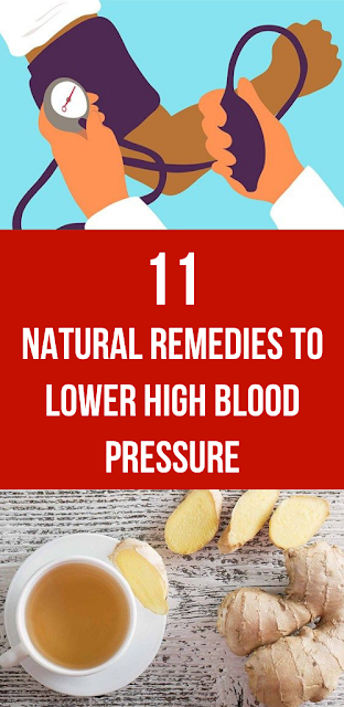 11 Natural Remedies To Lower High Blood Pressure