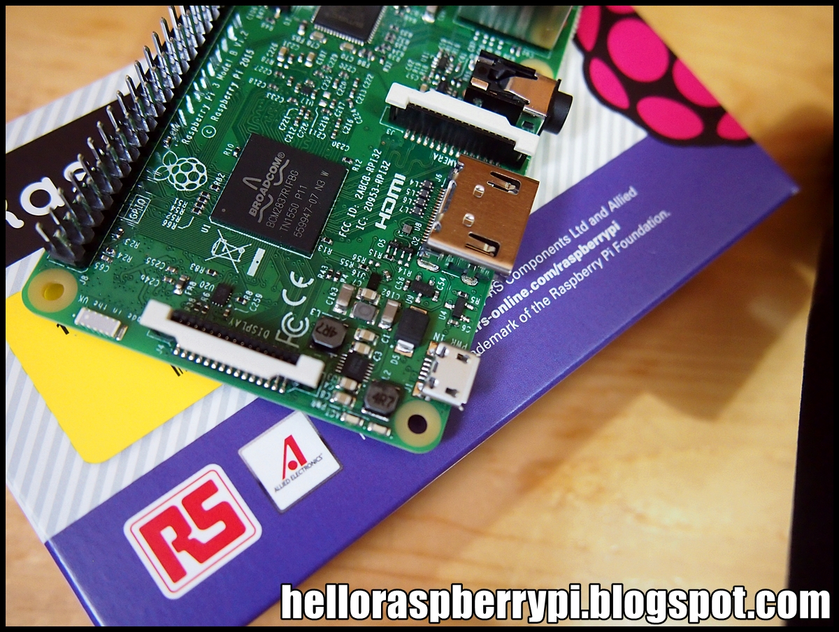 how to open raspberry pi 3 case