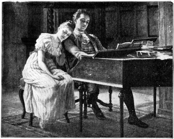 peni sul pianoforte